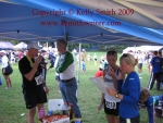 Bay Area Running Club member swap racing stories