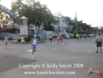 Toughest 10K Running Back to the Finish Line at the Kemah Boardwalk