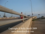 Running Down the Kemah Bridge at the Toughest 10K